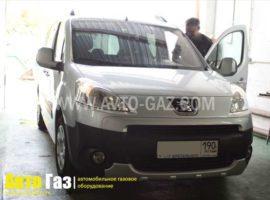 ГБО на Peugeot
