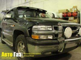 Авто Chevrolet Tahoe 5.3.