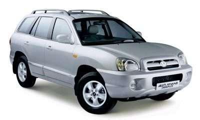 установка ГБО на Hyundai Santa-Fe Classic