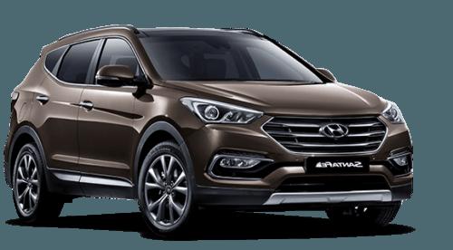 установка ГБО на Hyundai Santa-Fe