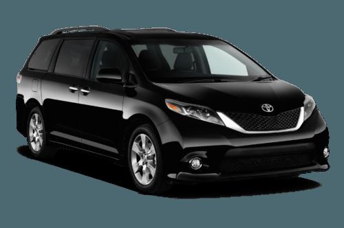 установка ГБО на Toyota Sienna