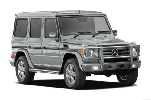 установка ГБО на Mercedes-Benz G550