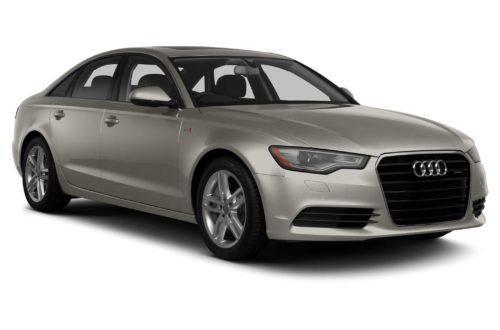 установка ГБО на Audi A6