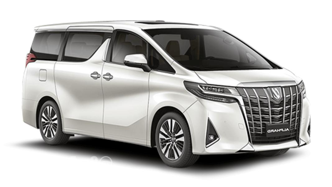 установка ГБО на Toyota Alphard
