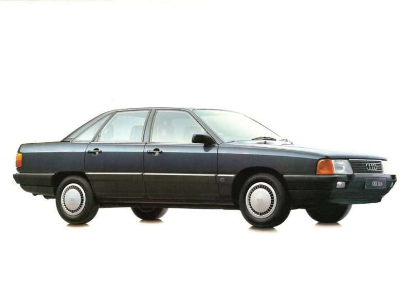 установка ГБО на Audi 100