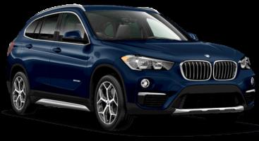 установка ГБО на BMW X1