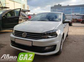 установка ГБО на установка ГБО на Volkswagen Polo