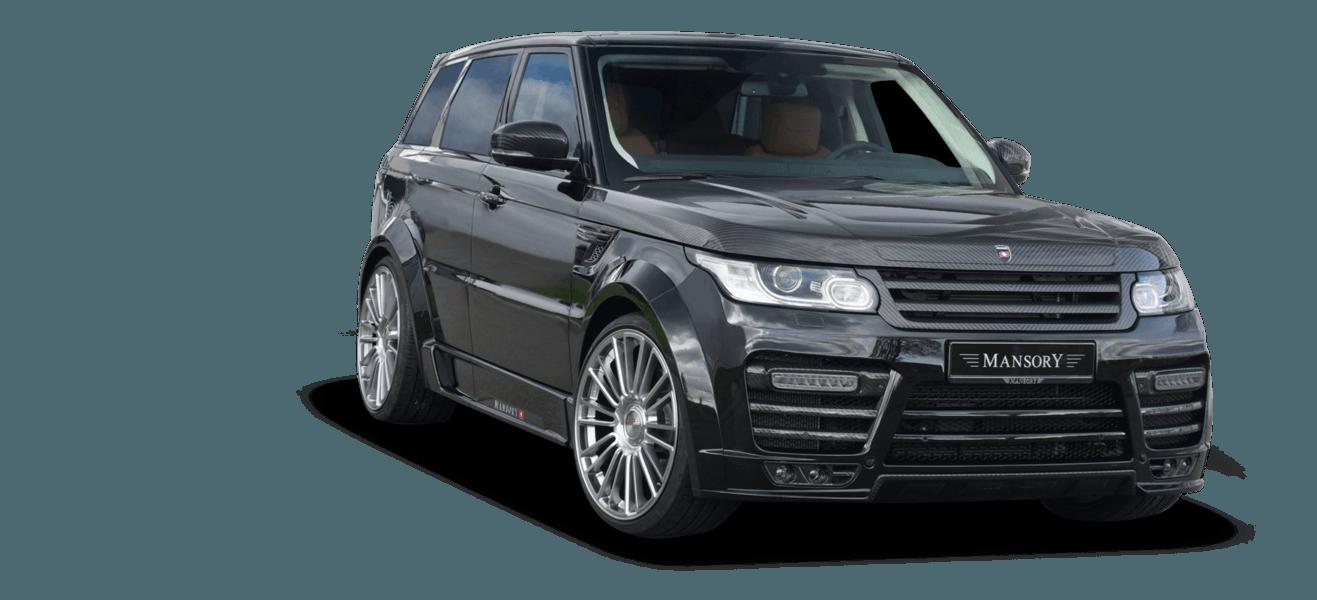 установка ГБО на Range Rover Sport