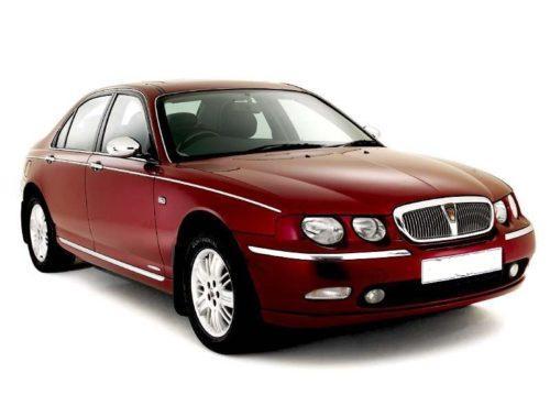 установка ГБО на Rover 400 II