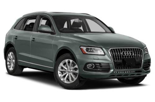 установка ГБО на Audi Q5