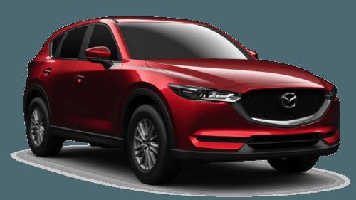 установка ГБО на Mazda CX9