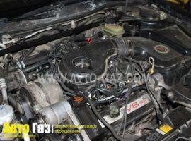 Газ на Cadillac Eldorado 4.9.