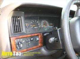 Газ на Jeep Grand Cherokee 5.2.