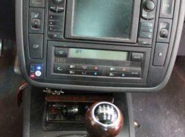Газовое оборудование на VW Sharan VR6.