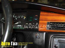 Газовое оборудование на Cadillac Eldorado 4.9.