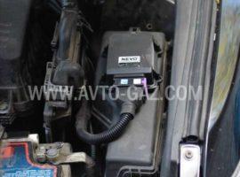 Газ на Toyota Camry 2,4.
