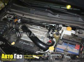 ГБО на Opel Antara