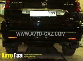 ГБО на Lexus GX470