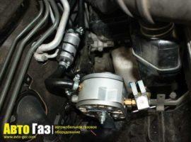 Газ на Mitsubishi Montero 3.0.