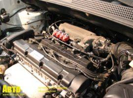 Газовое оборудование на Hyundai Tucson 2.0.