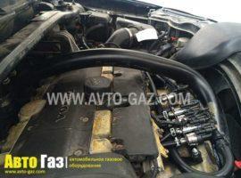 Установка ГБО на Volvo XC90